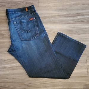 7 FOR ALL MANKIND Men's Austyn Fit Jeans